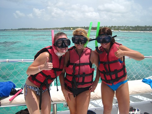 Ready for some snorkeling